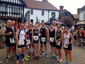 Team HAT - Arundel Castle Triathlon