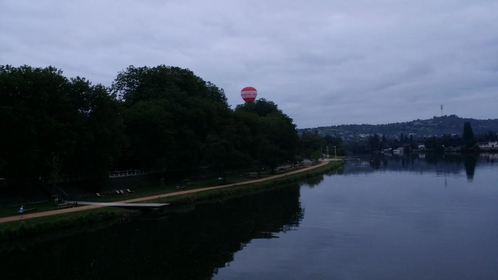 Vichy - lake